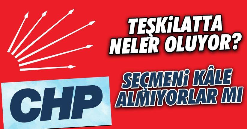 Düzce CHP'de neler oluyor?