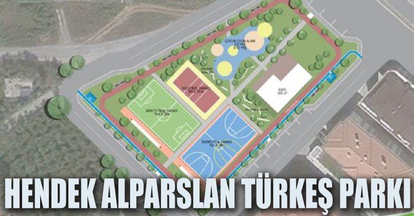 Alparslan Türkeş Parkı çok beğenildi