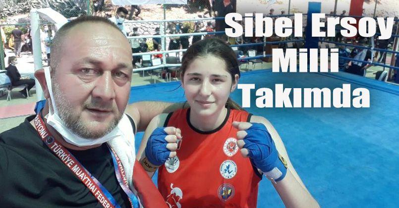 Sibel Ersoy Milli takımda