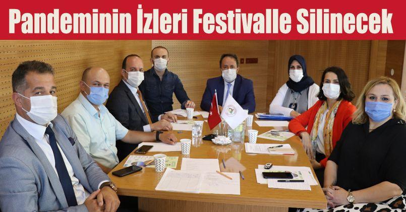 Pandeminin İzleri Festivalle Silinecek