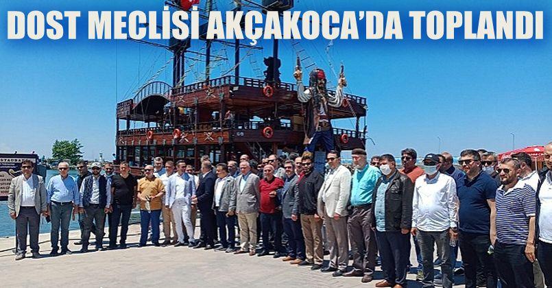 MÜSİAD Dost Meclisi Akçakoca'da Toplandı