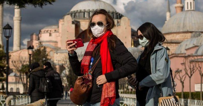 Türkiye'de yıl sonuna kadar 20 milyondan fazla turist bekleniyor
