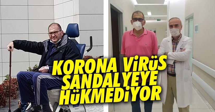 Korona virüs tekerlekli sandalyeye mahkum eden hastalığı arttırdı