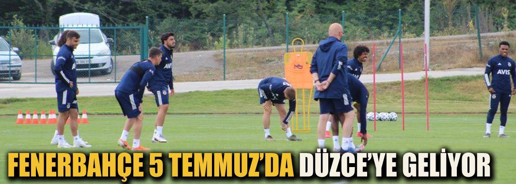 Fenerbahçe'nin kamp tarihleri belli oldu