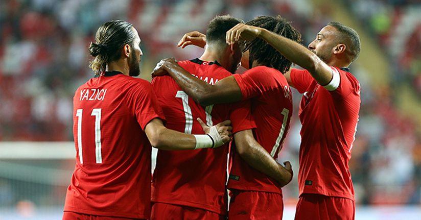 FIFA temmuz ayı sıralamasında millilerin yeri değişmedi