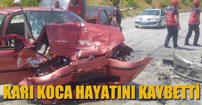 Sakarya'da feci kaza! 2 ölü