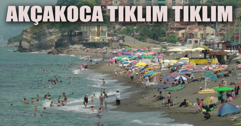 Karadeniz sahilleri, güney sahillerini aratmıyor
