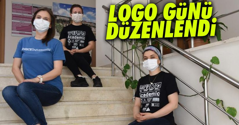Düzce Üniversitesi'nde logo farkındalık günü