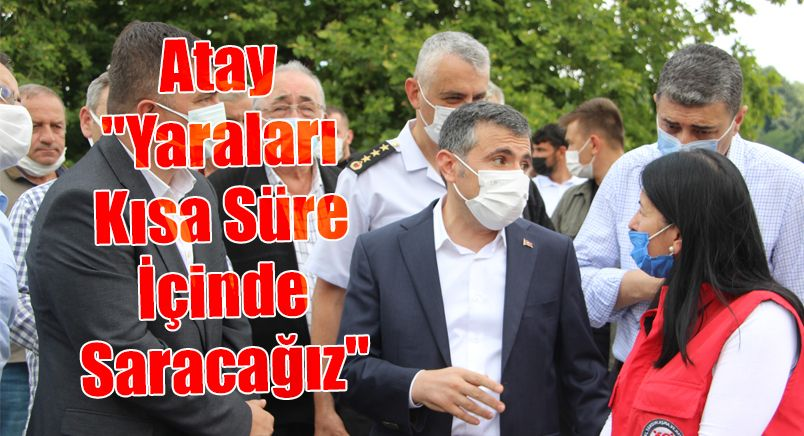 Düzce Valisi Atay: