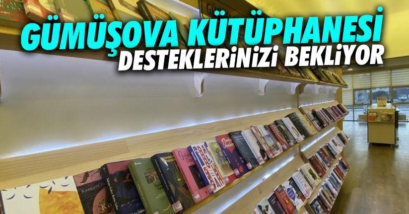 Gümüşova Kütüphanesi'nde 3 kitap var