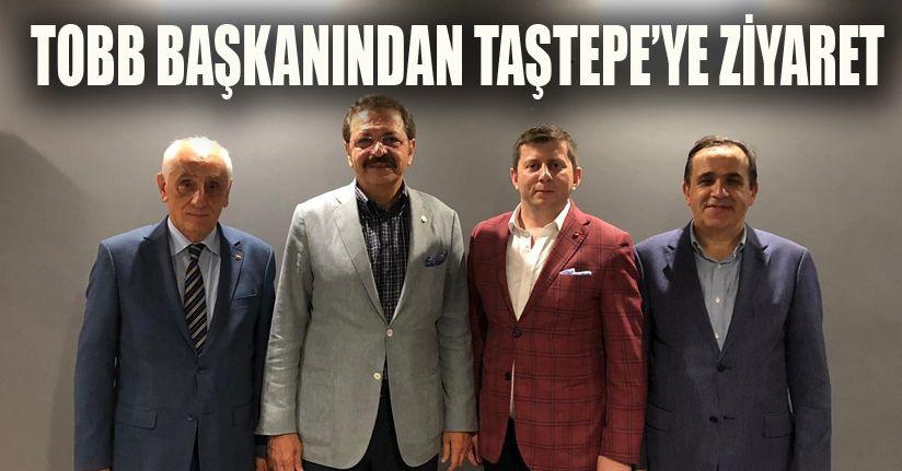 Hisarcılıklıoğlu Düzce'de ki son ziyaretini Taştepe'ye yaptı
