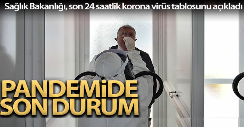 21 Temmuz 2021 Korona Virüs Tablosu