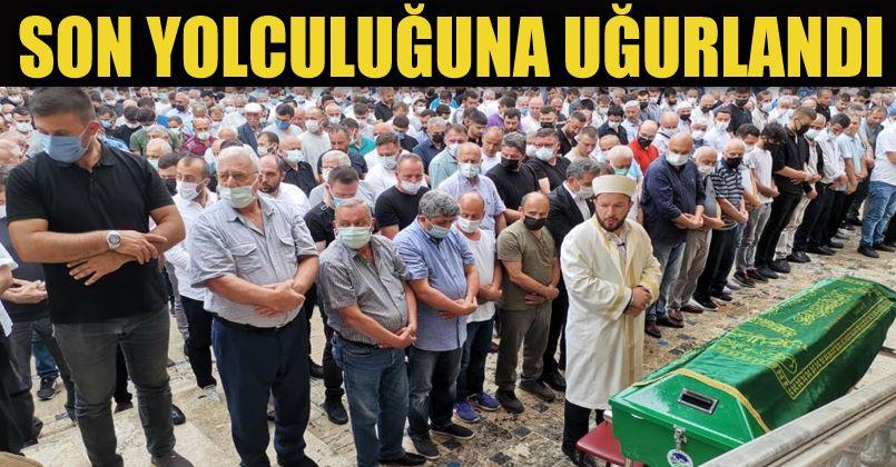 Kazada hayatını kaybeden CHP Gençlik Kolları Başkanı son yolculuğuna uğurlandı
