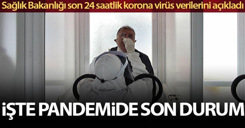 30 Temmuz 2021 Korona Virüs Tablosu