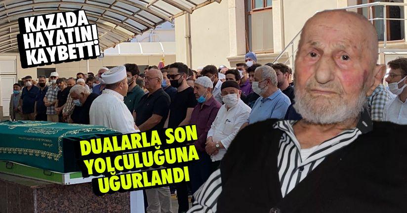 Hacı Hafız Mustafa Necati Erdem son yolculuğuna uğurlandı