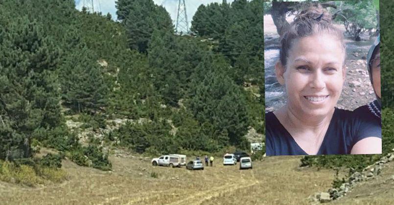 Kayıp Emine öğretmen ormanda ölü bulundu