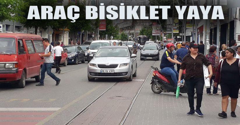 İstanbul Caddesinde Düzenleme Başlıyor