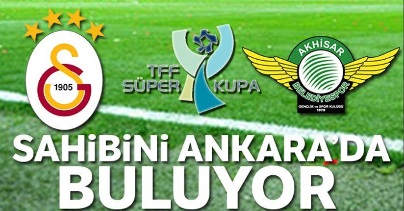TFF Süper Kupa'nın sahibi Ankara'da belli olacak