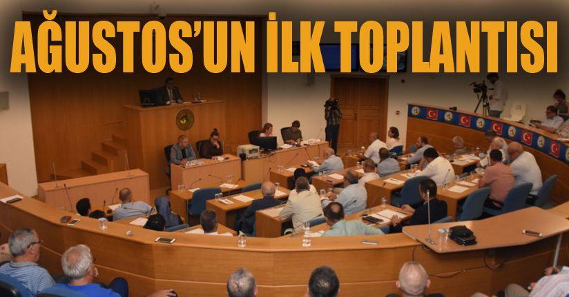 Mecliste İlk Toplantı Yapıldı