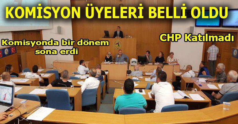 Belediye Meclisi Oturumları Sona Erdi