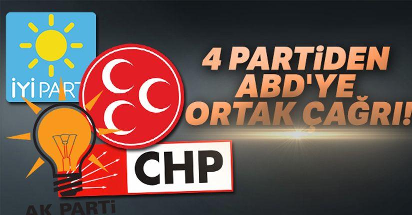 4 partiden ortak 'Fethullah Gülen' açıklaması