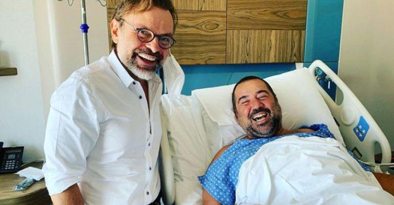 Ata Demirer ayağından ameliyat oldu, Bursa Bülbülü çekimleri ertelendi