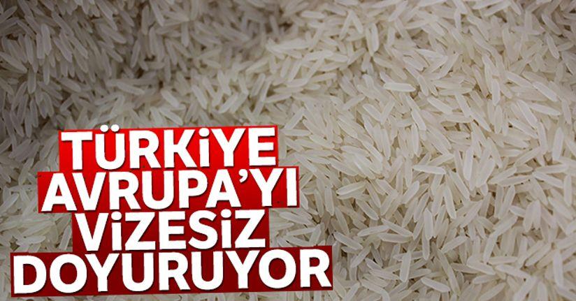 Türkiye, Avrupa'yı vizesiz doyuruyor