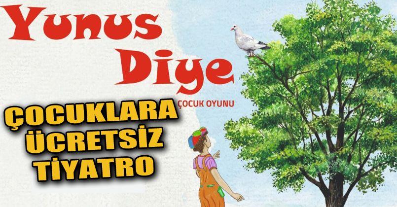 Düzce Belediyesinden Ücretsiz Tiyatro Etkinliği