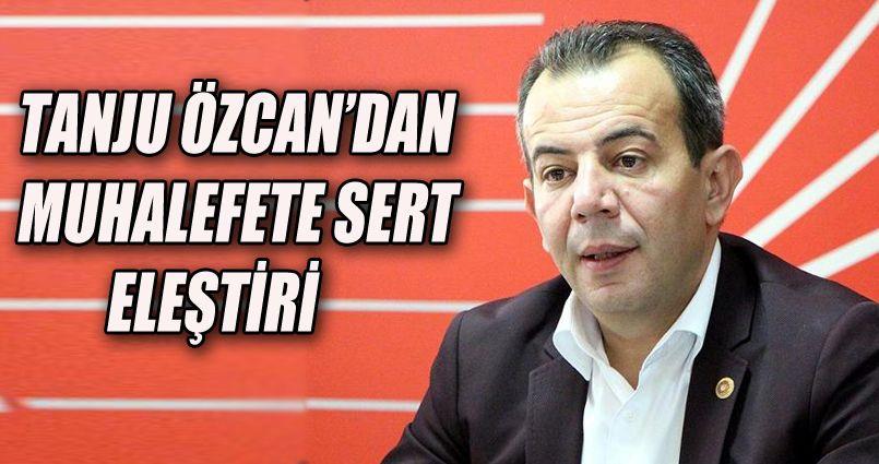 Tanju Özcan CHP'den Ayrılacak Mı ?