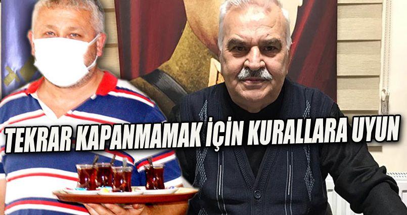 Osman Ataseven Üyelerini Uyardı