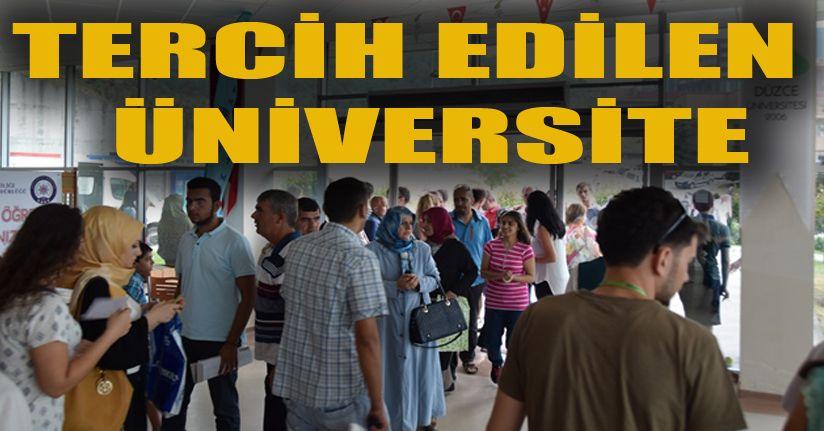 Düzce Üniversitesinde yeni öğrenciler için kayıtlar başlıyor