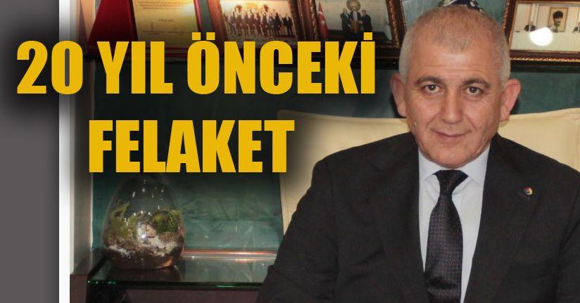 """DTSO Başkanı Şahin, """"Hızla gelişen bir Düzce ortaya çıkmıştır"""""""