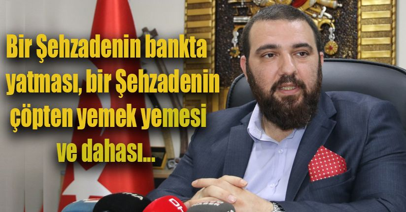 Osmanlı torunları iade-i itibar istiyor