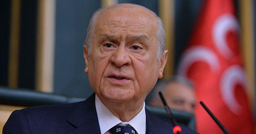 MHP Genel Başkanı Bahçeli: 'Operasyona desteğimiz tam'