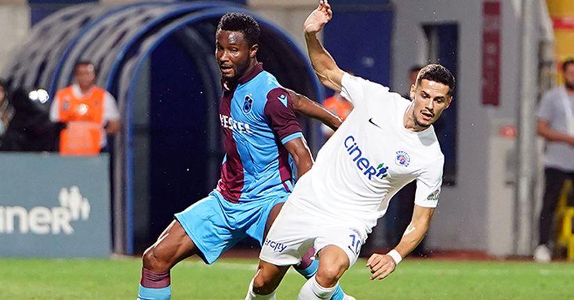 Kasımpaşa 1-  Trabzonspor 1