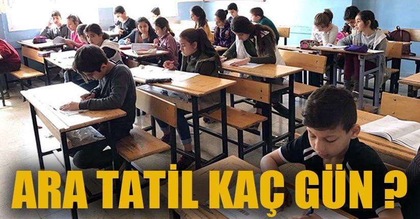 2019-2020 Okullar Ne Zaman Açılacak Kapanacak
