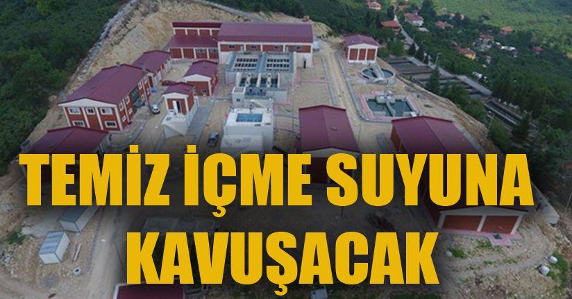 Yeni Arıtma Tesisi 15 Ekim'de devreye giriyor
