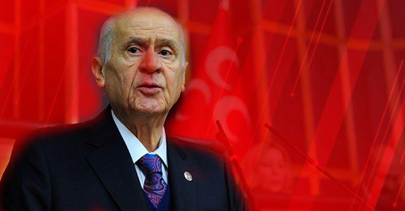 MHP lideri Bahçeli zillete düşen fitneciler kaybedecektir