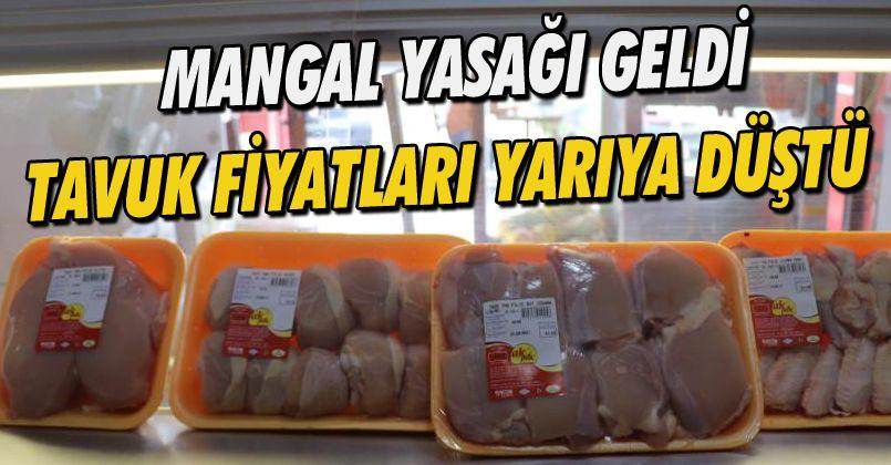 Tavuk Üreticilerinin Oyununu Mangal Yasağı Bozdu