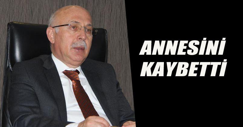 Divapan Genel Müdürü Muzaffer Aydemir'in Acı Günü