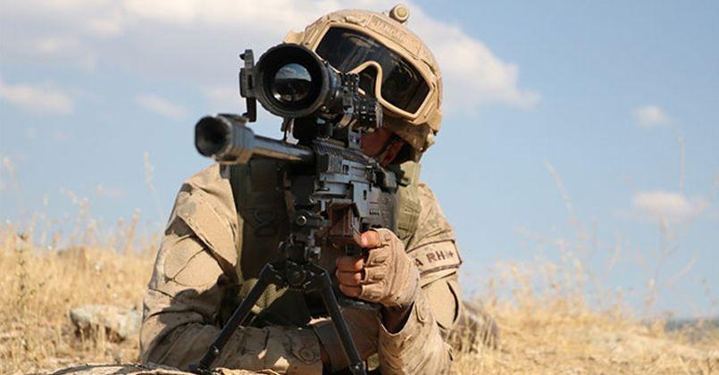 MSB: '8 PKK/YPG'li teröristi etkisiz hâle getirdi'