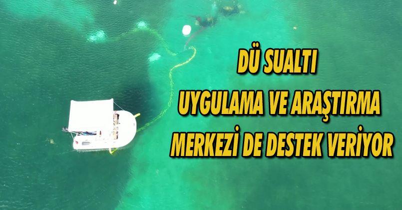 Karadeniz'in dibinde nefes kesen keşif