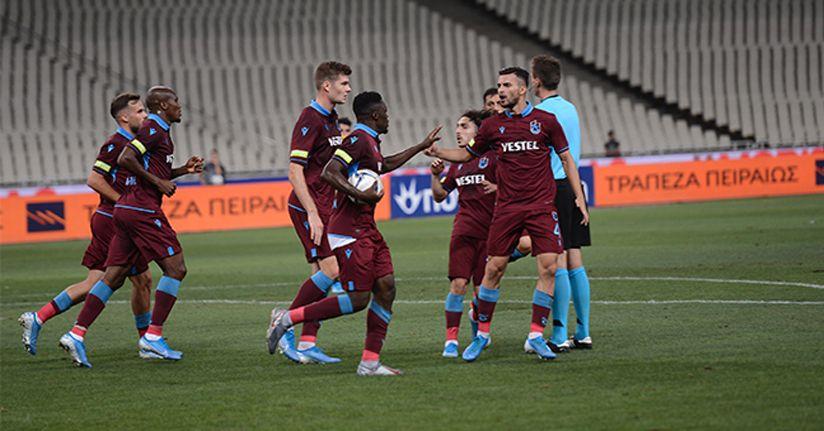 Trabzonspor turun kapısını araladı