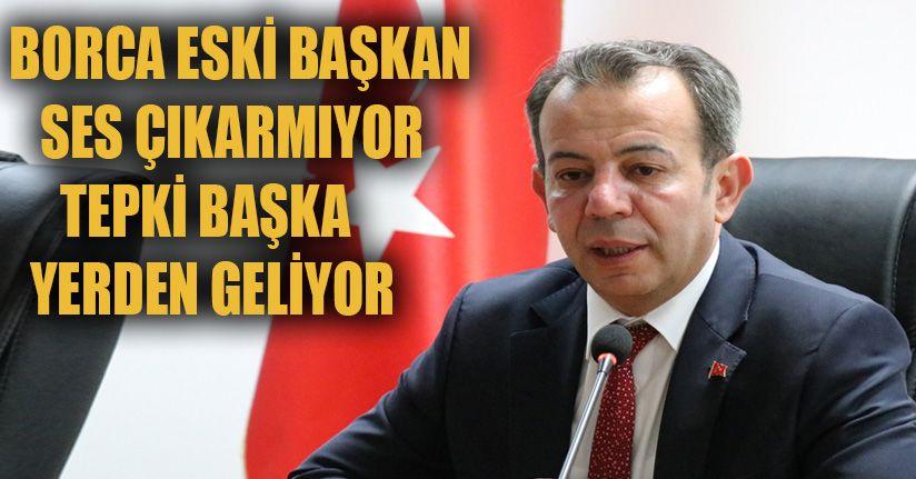 Tanju Özcan, 461 milyonluk borcun detaylarını açıkladı