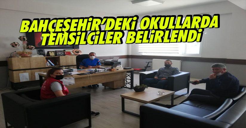 Bahçeşehir'deki Okullarda Temsilciler Belirlendi