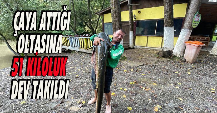 1.8 Metre Uzunluğundaki Balığı Sudan 3 Saatte Çıkarabildi