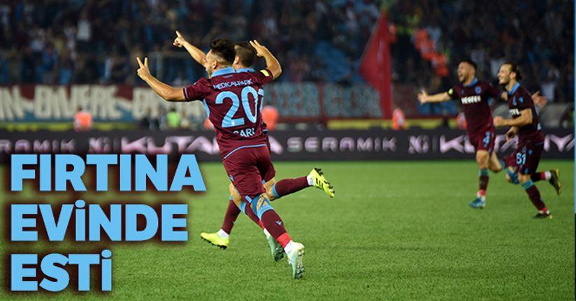 Trabzonspor 2 -Yeni Malatyaspor 1