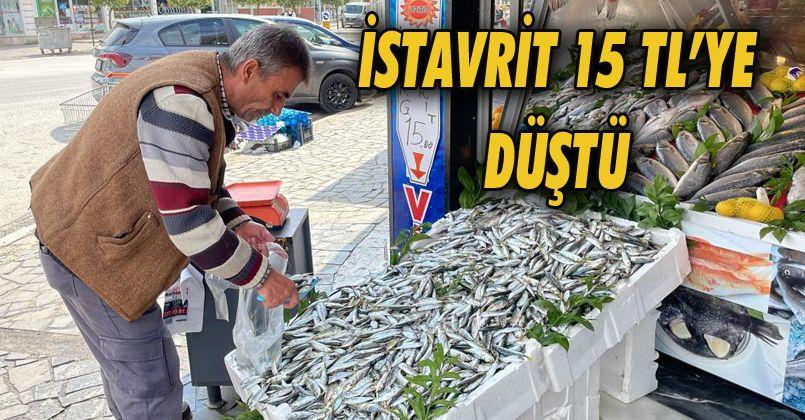 Batı Karadeniz'de hamsi azaldı, palamut tezgahtaki yerini aldı