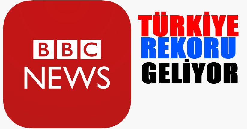 Düzce, Türkiye Rekoruna Koşuyor