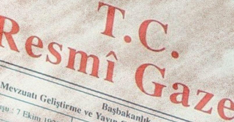 3 üniversiteye rektör ataması kararı Resmi Gazete'de